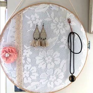 Handmade Jewellery holder
